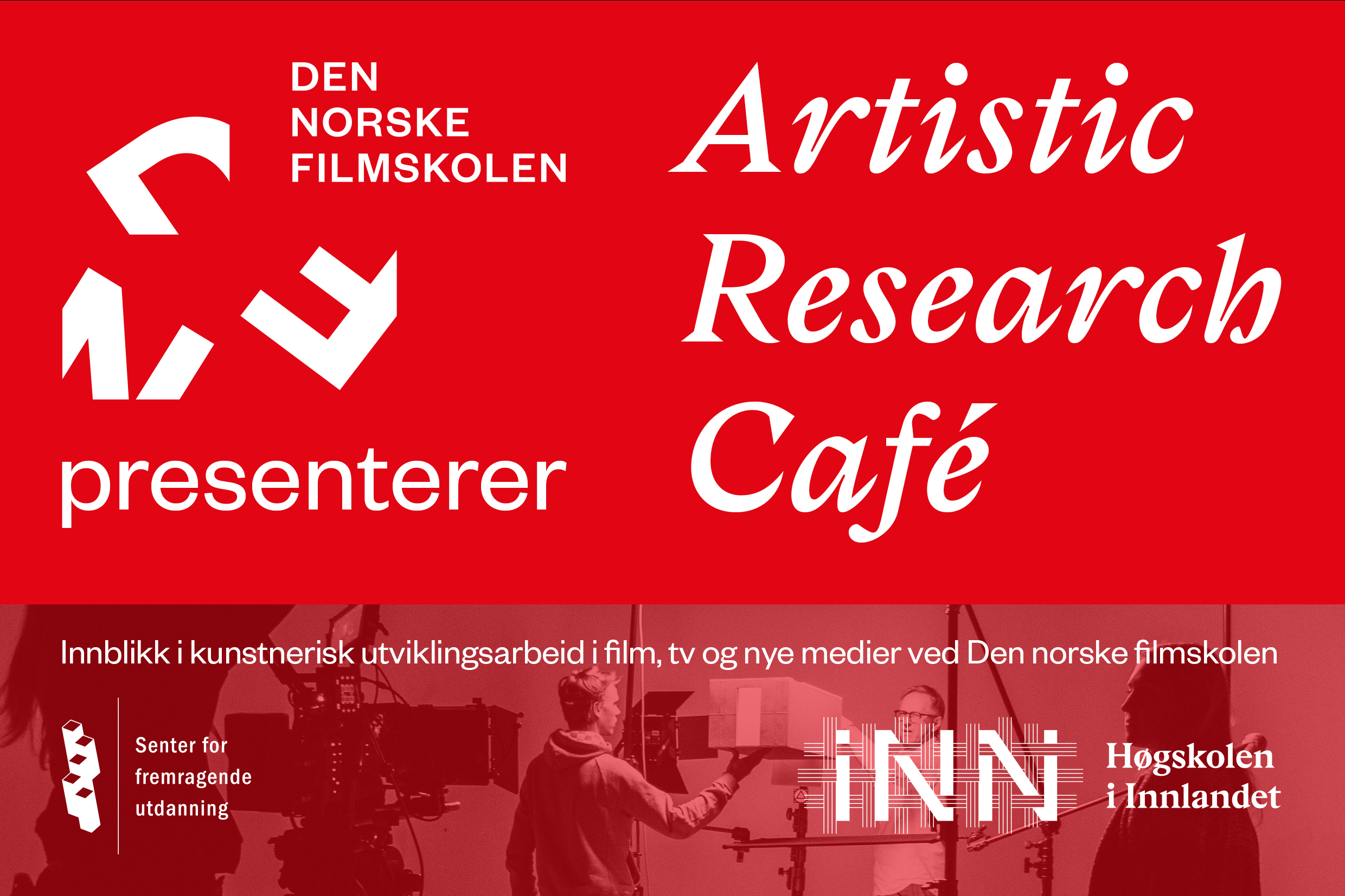Artistic Research Cafe banner